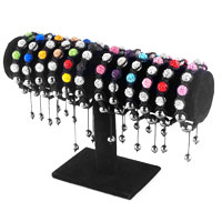 Bracelets - crystal stone balls shamballa lace bracelet (12  colors to choose from ) Image.