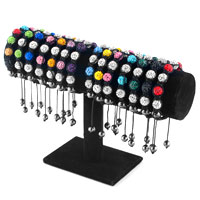 Bracelets - crystal stone balls inspired shamballa lace bracelet (14  colors to choose from ) Image.