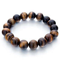 New Year Deals - black brown agate beads bracelets Image.