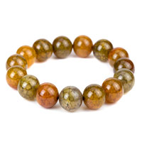 Bracelets - beautiful mellow full different colored agate bracelets Image.