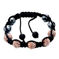 New Year Deals - shambhala bracelet unisex crystal disco ball friendship Image.