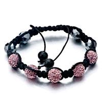 New Year Deals - shamballa bracelet unisex crystal disco ball friendship Image.