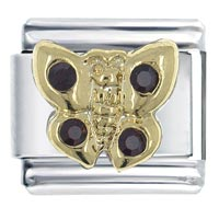 Italian Charms - butterfly italian charms Image.