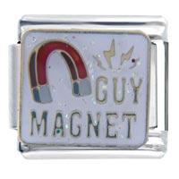 Italian Charms - guy magnet italian charms Image.