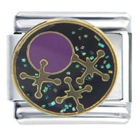 Italian Charms - jacks february jewelry italian charm Image.