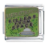 Italian Charms - killers space gift italian charm Image.