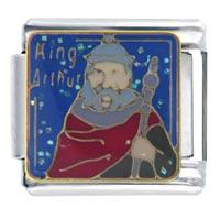 Italian Charms - king arthur italian charms Image.