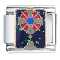 Italian Charms - bracelet monstrance religious charms italian italian charm Image.