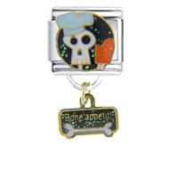 Italian Charms - bone appetit dangle italian charms Image.