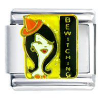 Italian Charms - bewitching autumn fashion jewelry italian charm Image.