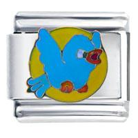 Italian Charms - bluebird italian charms Image.