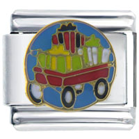 Italian Charms - wagon full gifts italian charms Image.