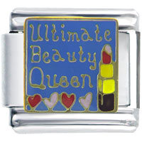 Italian Charms - ultimate beauty queen italian charms Image.