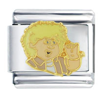 Italian Charms - cabbage patch kids nick italian charm licensed italian charm Image.