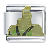 Italian Charms - fairly odd parents von strangle fairy licensed italian charms Image.