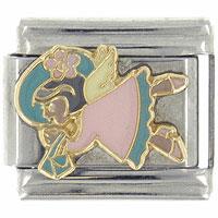 Italian Charms - enamel prayeries bella gift stainless steel italian charm link 9 mm licensed italian charm Image.