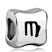 Charms Beads - horoscope zodiac virgo fit all brands beads charms bracelets Image.
