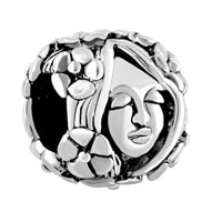 Charms Beads - european bead charms flora goddess european bead charms for women Image.