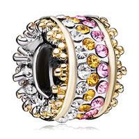 Charms Beads - swarovski crystal beads charm bracelets bling beads charm bracelets Image.
