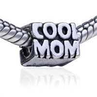 Charms Beads - mother daughter cool mom fit all brands beads charms bracelets Image.