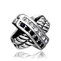Charms Beads - charm crystal celtic claddagh irish cross bracelet charms charms Image.