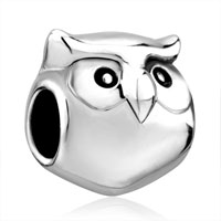 Charms Beads - beads cute harry potter fan owl animal charm for bracelet brands charm Image.