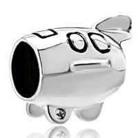 Sterling Silver Jewelry - little submarine 925  sterling silver fits beads charms bracelets fit all brands Image.