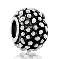 Charms Beads - small thorn ball gift holiday fit all brands beads charms bracelets Image.