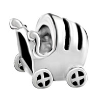 Charms Beads - mothers day gifts baby carriage fit all brands beads charms bracelets Image.