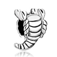 Charms Beads - cute scorpion fit all brands beads charms bracelets Image.