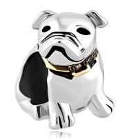 Charms Beads - dog beagle pet germany bulldog fit all brands beads charms bracelets Image.
