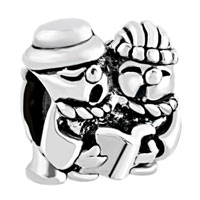 Charms Beads - silver jewelry lovely babies classic european bead charms bracelets Image.