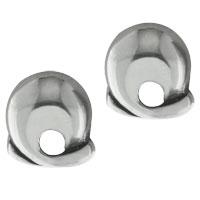 Earrings - sterling silver ocean seashell stud earrings for fashion women Image.