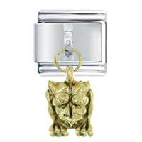 Italian Charms - goblin gothic italian charms dangle italian charm Image.