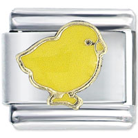 Italian Charms - baby chick autumn fashion jewelry italian charm Image.