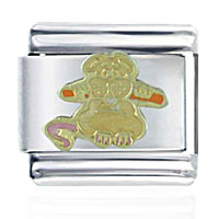 Italian Charms - fat rat italian charms Image.