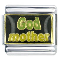 Italian Charms - godmother italian charms Image.