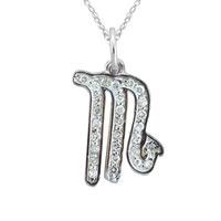 Necklace & Pendants - diamond accent zodiac scorpio charm pendant in 925  sterling silver zodiac pendant Image.