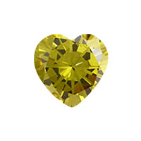 KSEB SHEB Items - floating charms august heart birthstone for living memory locket Image.