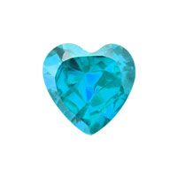 KSEB SHEB Items - floating charms december heart birthstone for living memory locket Image.