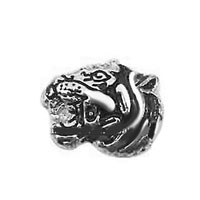 KSEB SHEB Items - charms head of tiger floating charms fit living memory locket Image.