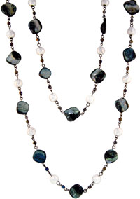 Necklace & Pendants - tropical rain coral stone necklace for fashion women pendant Image.