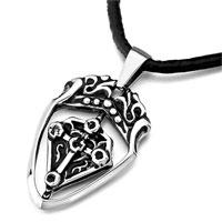 Necklace & Pendants - cross necklaces shield pattern axle celtic cross pendant Image.