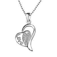 Sterling Silver Jewelry - mother's love mother charms birthstone charms heart love sterling silver Image.