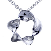 relation - flower pendant necklace Image.