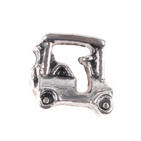 Floating Charms - floating charms car silver tone for living memory lockets Image.