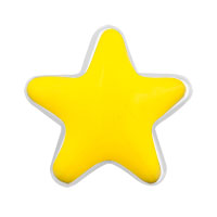 Floating Charms - new yellow starfish love sea life floating charms for living lockets Image.