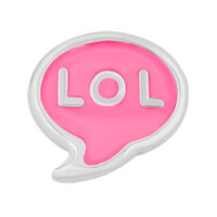 Floating Charms - floating charms pink lol floating charms for living memory locket Image.