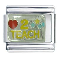 Italian Charms - love to teach italian charms Image.