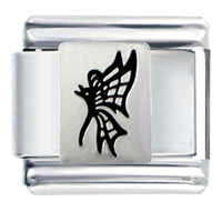 Italian Charms - dragonfly animal sports italian charms bracelet link Image.